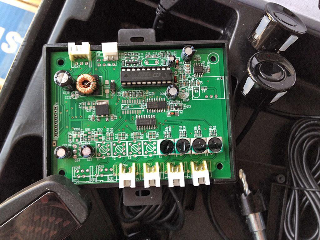 Quad Sonar Wiring Diagrams